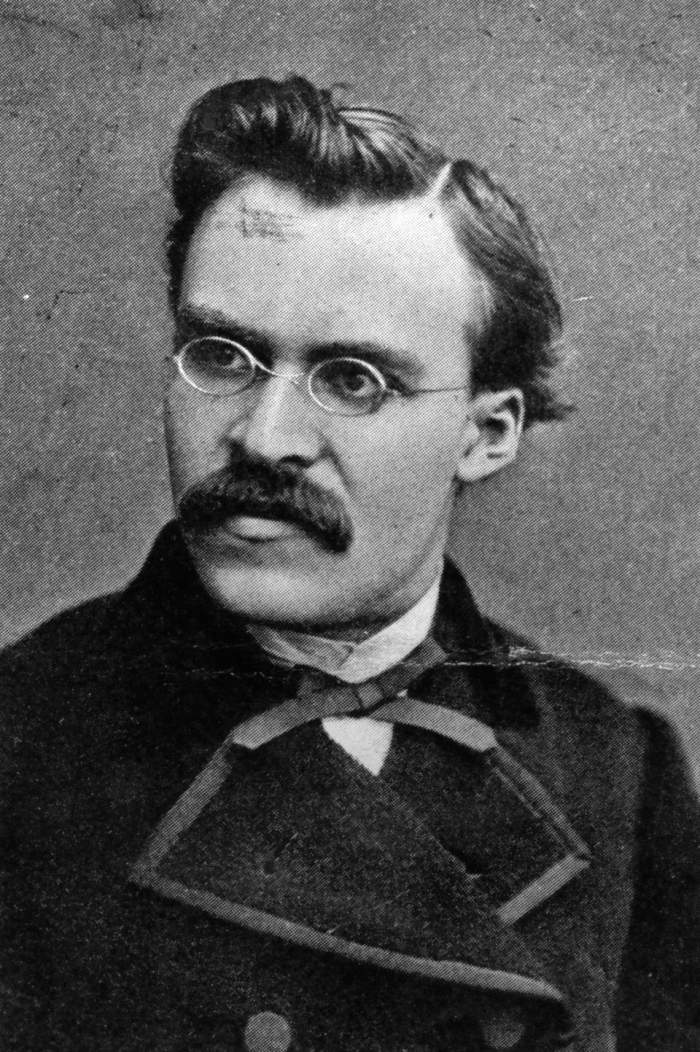 Filozoful Friedrich Nietzsche, celebrat de Google printr-un Doodle special