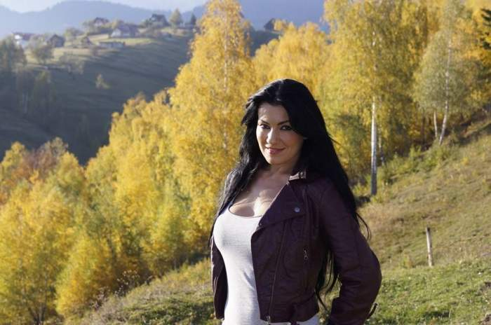Silvia Lăuneanu, răvăşită în zorii zilei