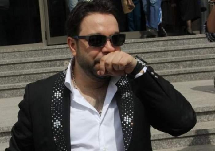 EXCLUSIV Florin Salam avea droguri la el! Riscă cinci ani de puşcărie