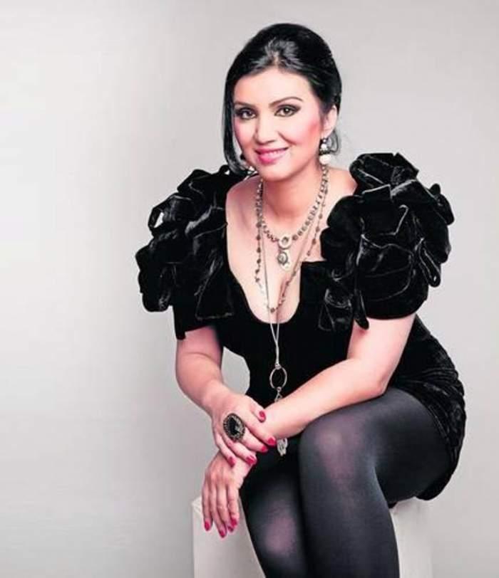 """Adriana Bahmuţeanu: """"Florin Salam e un mare artist, dar nu e un om foarte fericit"""""""