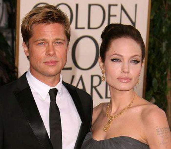 Angelina Jolie şi Brad Pitt se pregătesc de nuntă!