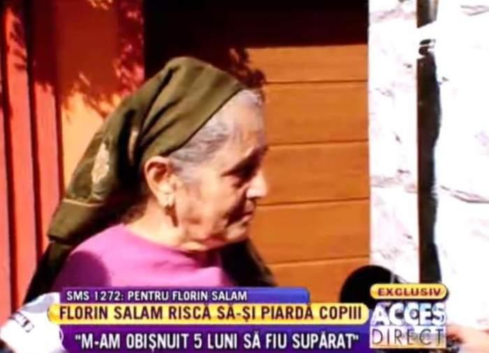"""Mama lui Florin Salam, grav afectată de scandal! """"A venit salvarea, am tensiunea mare!"""""""