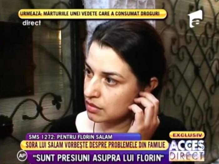 """Sora lui Florin Salam, declaraţii emoţionante: """"Copiilor nu le lipseşte nimic, mai puţin dragostea mamei lor"""""""