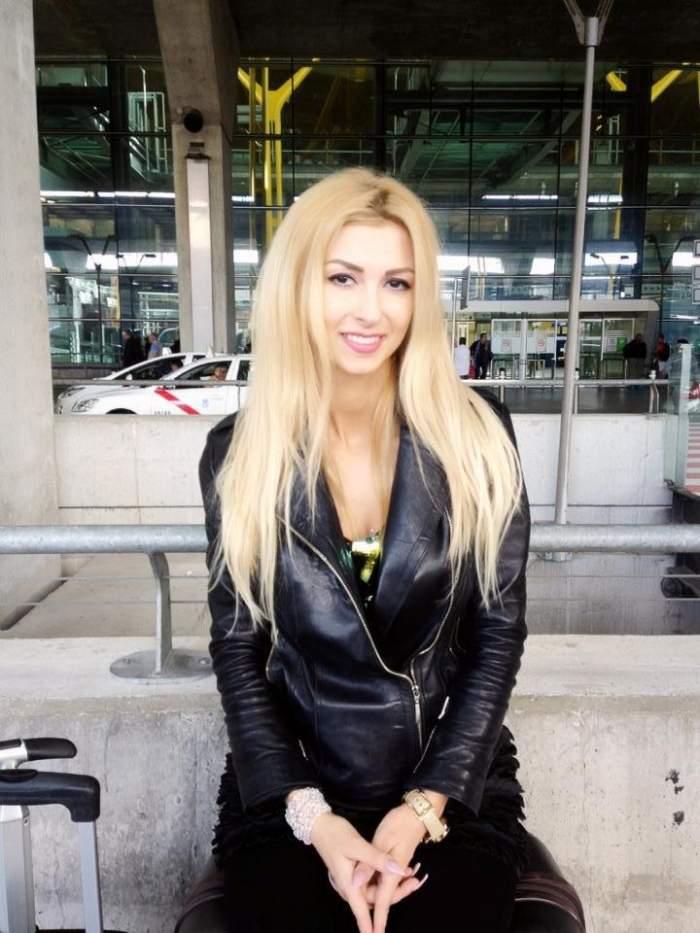 Andreea Bălan este foarte darnică cu fanii. Uite ce împarte artista cu generozitate