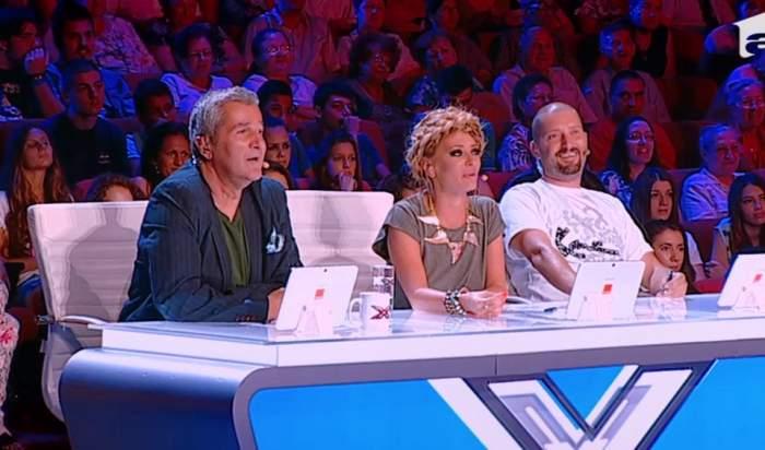 """Trupa B&B a fost pusă la încercare de juriul """"X Factor""""!/ VIDEO"""