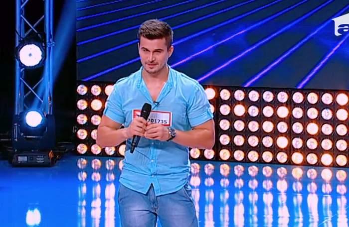 """El este cel mai slab concurent """"X Factor"""" de până acum!/ VIDEO"""