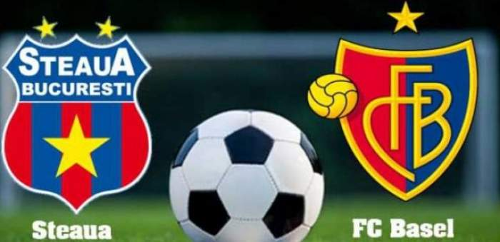LIVE TEXT Steaua-Basel