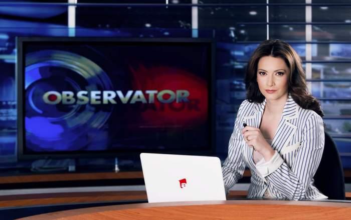 """Andreea Berecleanu, apariţie de senzaţie la """"Next Star"""""""
