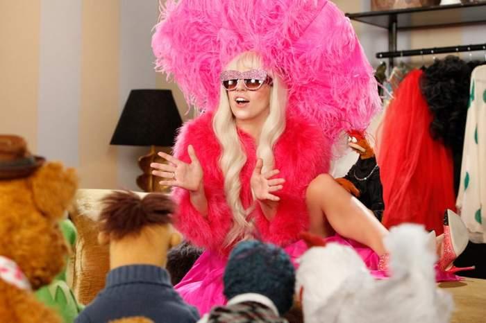 Lady Gaga, cine te-a speriat?