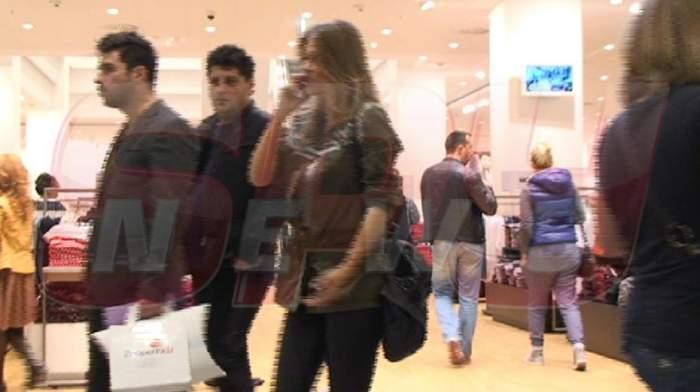 Tavi Colen are arici la buzunar? Şi-a scos iubita la mall, dar nu i-a luat nimic! / VIDEO