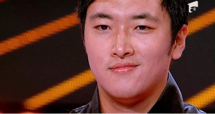 Un chinez uriaş a impresionat juriul de la ''X Factor'' / VIDEO