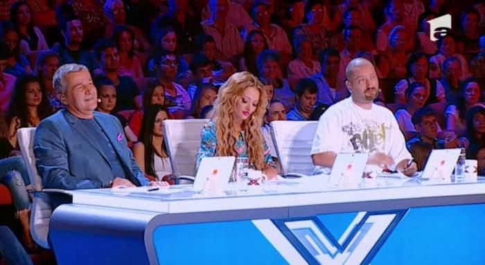 Juraţii de la ''X Factor'' şi-au schimbat rolurile! Ţi l-ai fi imaginat aşa pe Dan Bittman? / VIDEO