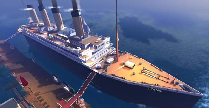 Titanicul revine la viaţă! Vezi unde şi cum!
