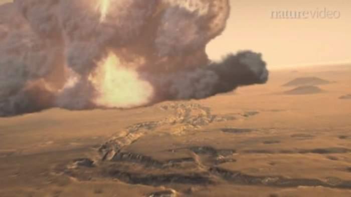 """Astronomii de la NASA confirmă: """"Există pe Marte"""" / VIDEO"""