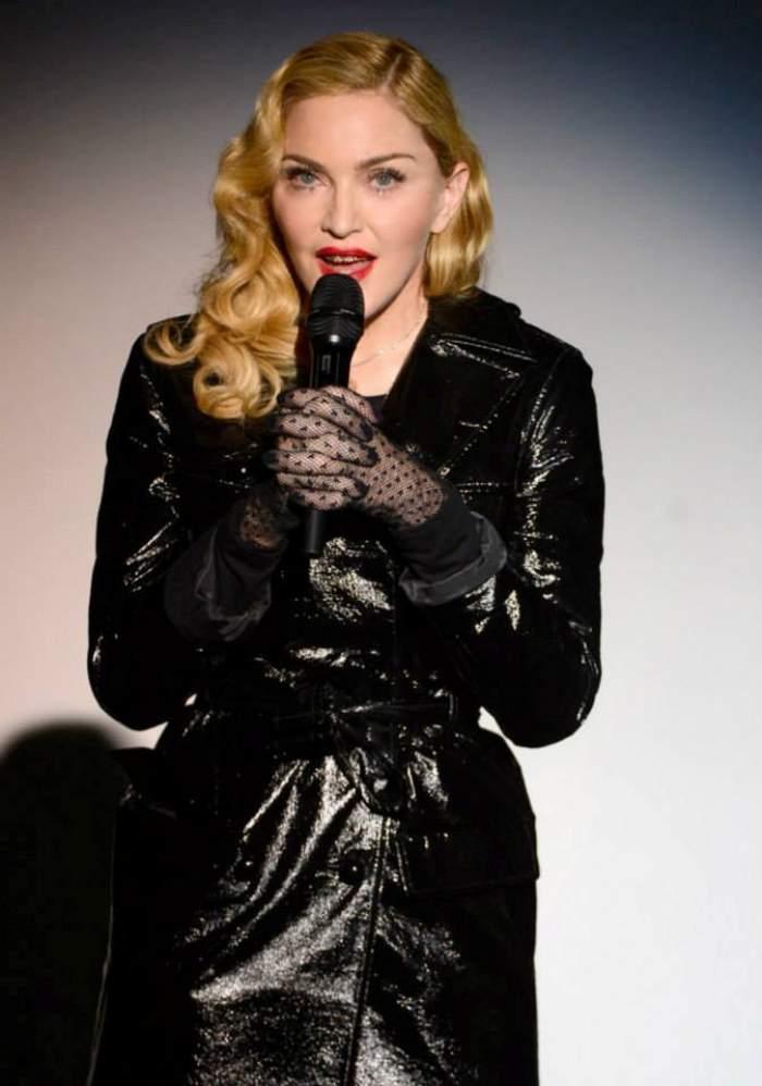 """Madonna, mărturisire şocantă: """"Am fost violată!"""""""
