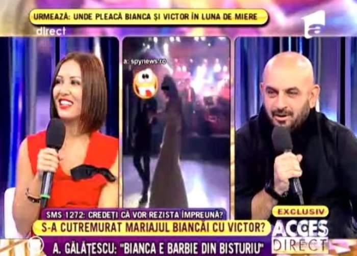 """Gălăţescu: """"Bianca a avut o pseudorelaţie cu Bote"""""""