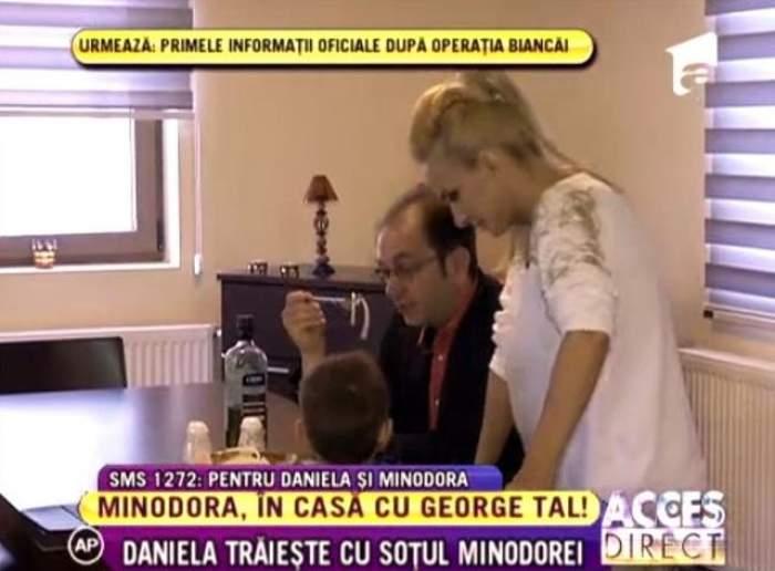 Minodora şi Daniela Gyorfi au făcut schimb de case