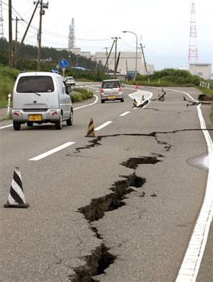 Alte cutremure au avut loc în localitatea Izvoarele! Falia seismică s-a reactivat