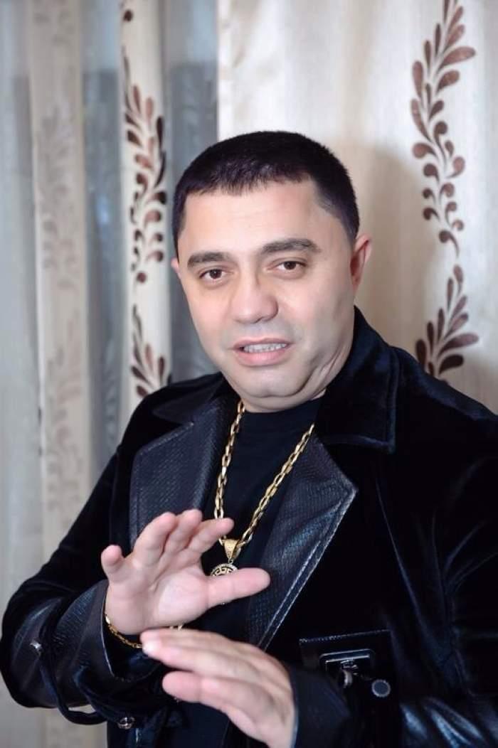 Şase iubite oficiale a avut şi zeci de amante la aşternut i-au căzut! Nicolae Guţă şi-a început viaţa sexuala la 13 ani şi, de atunci, femeile se bat pe el!