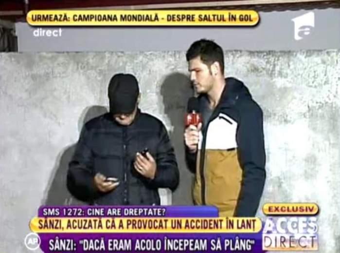 """Tatăl iubitului Sânzianei Buruiană: """"Eram îmbrăcat în sutien şi în fustă şi mă chema Sânziana!"""" Vezi declaraţia incredibilă a bărbatului"""