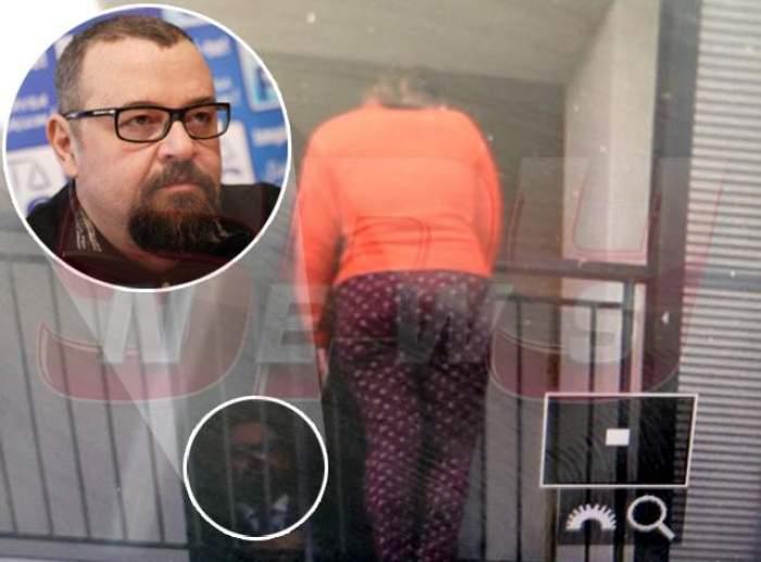 Cristian Popescu Piedone negociază cu femeia care ameninţă că se va arunca de la etaj!
