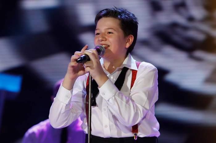 Andrei Ionescu este câştigătorul ediţiei din această seară de la ''Next Star''
