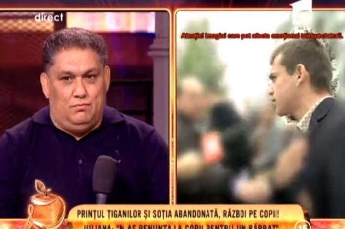 """Gongoi este împotriva Iulianei: """"Sunt de acord să-i ia copiii mamei"""""""