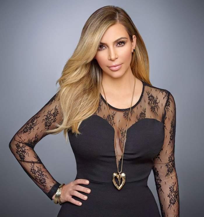 Posteriorul lui Kim Kardashian îi face concurenţă poponeţului lui Jennifer Lopez. Care e mai sexy?