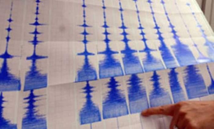 Două cutremure consecutive s-au produs în cursul zilei de azi! Tu le-ai simţit?