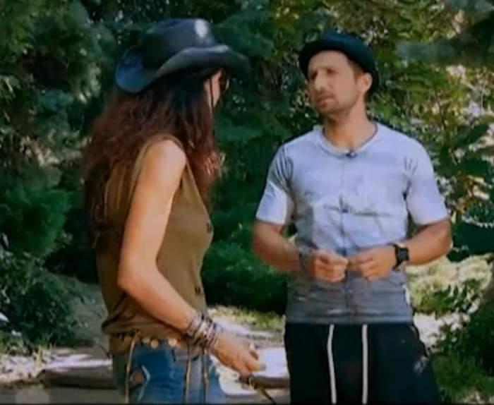 """Dani Oţil a luat-o la mişto pe Răduleasca! Nici Mihaela nu s-a lăsat mai prejos, aceasta şi-a făcut """"praf"""" fostul iubit!"""
