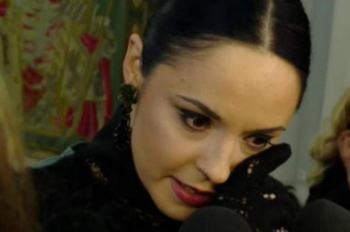 """Clipe grele pentru """"Zână""""! Violeta, fiica Andreei Marin, suferă enorm după ce a aflat că cineva drag ei a murit"""