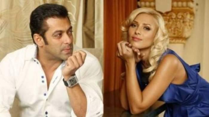 VIDEO Ultima noapte de dragoste! Salman Khan şi Iulia Vântur nu se mai ascund! Vezi cum se bucură unul de compania celuilalt de faţă cu zeci de oameni