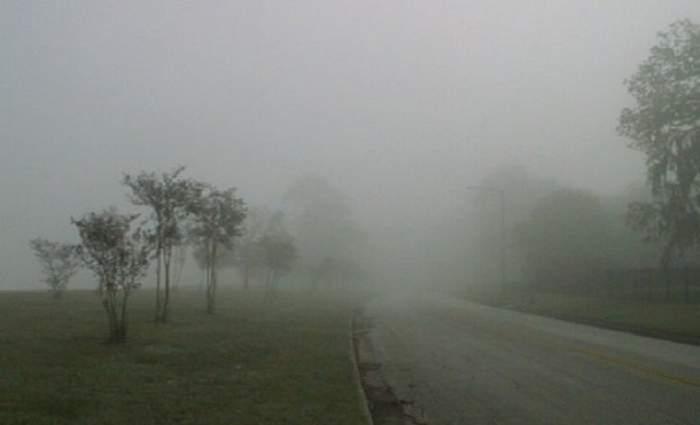 Cod Galben de ceaţă! Fenomenul care ar putea da peste cap traficul! Vezi zonele afectate