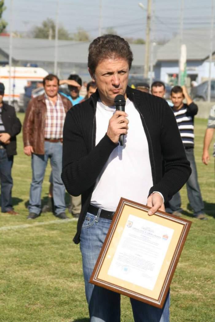 """Gică Popescu a primit """"cadou"""" o bază sportivă!"""