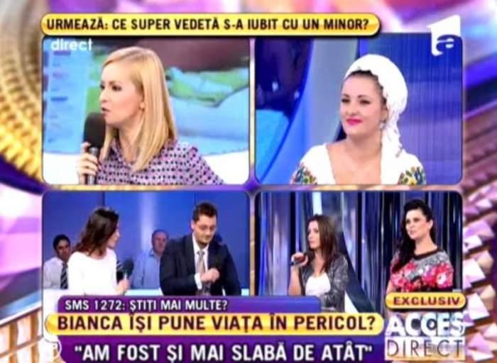 """Mara Bănică: """"Huidu era îndreptăţit să se revolte"""""""