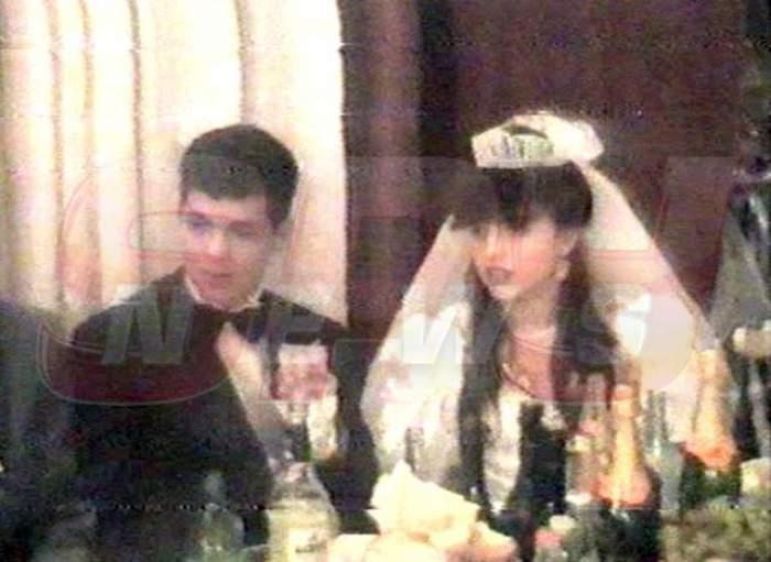 VIDEO Imagini de colecţie de la nunta fiicei lui Nicolae Guţă! Mireasa avea 14 ani și era topită după soţul major