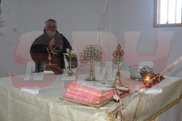 Un fost viceprimar din Suceava face concurenţă Mitropoliei Moldovei şi Bucovinei! Şi-a făcut biserică pentru extratereştri
