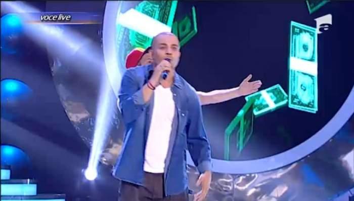 VIDEO DE SENZATIE! Jean de la Craiova s-a facut baiat de cartier si a dat manelele pe hip-hop! Uite cum il imita pe Puya