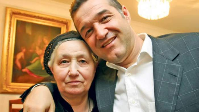 Mama lui Gigi Becali, sfâşiată de durere. Vezi mesajul cutremurător transmis