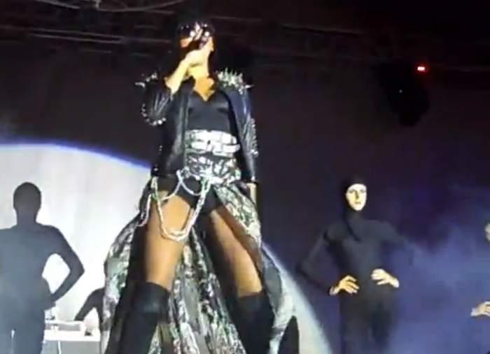 Lavinia Pîrva renunţă la haine pentru 1.500E şi abia reuşeşte să adune într-o lună cât încasează Banică pe un concert!