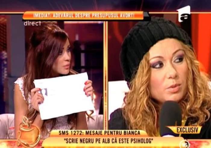 """Bianca mătură cu Veronica A. Cara! Vezi ce controversă a stârnit legată de numele """"psiholoagei"""""""