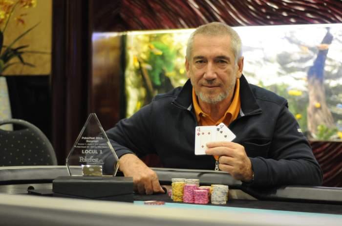 Dan Chişu face bani din cărţi. La poker!