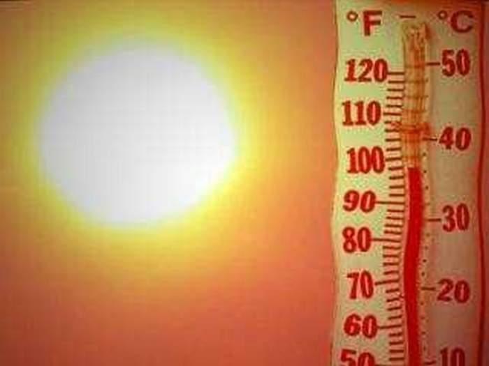 """Temperaturile au înregistrat o creştere de 45 de grade în decurs de 42 de ore! """"Oare vine sfârşitul lumii?"""""""