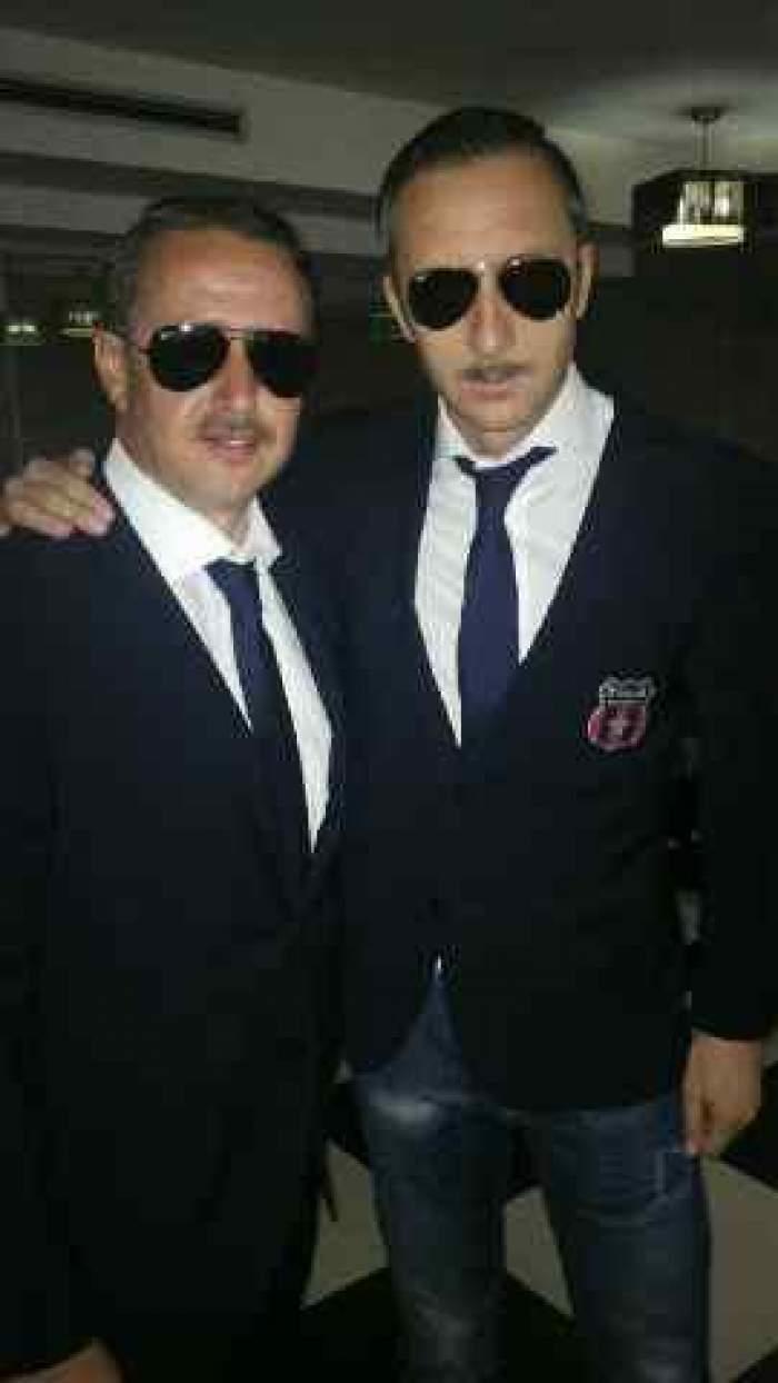 Steliștii și-au lăsat mustață pentru derby-ul cu Dinamo. Cum ți se pare noul look al roș-albaștrilor?