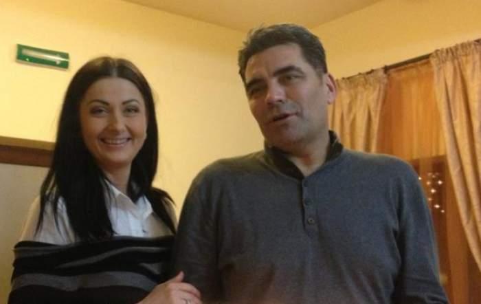 Gabriela Cristea a plecat de acasă din cauza bătăilor primite de la soţ?