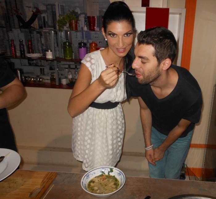 """Andreea Tonciu: """"Sunt bună... și la gătit"""""""