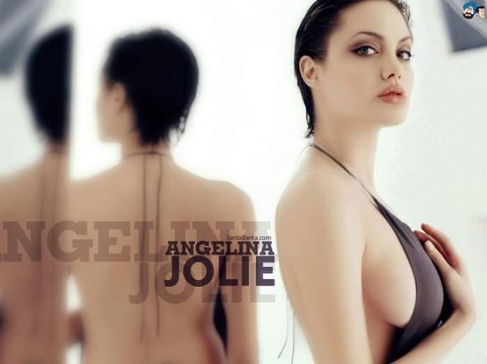 Cosmarul nu s-a incheiat pentru Angelina Jolie! Dupa extirparea sanilor, urmeaza un alt gest extrem!