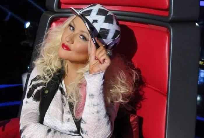 A fost batjocorită şi comparată cu Miss Piggy, dar nu a cedat! Reacţia pe care a avut-o Christina Aguilera este mai tare