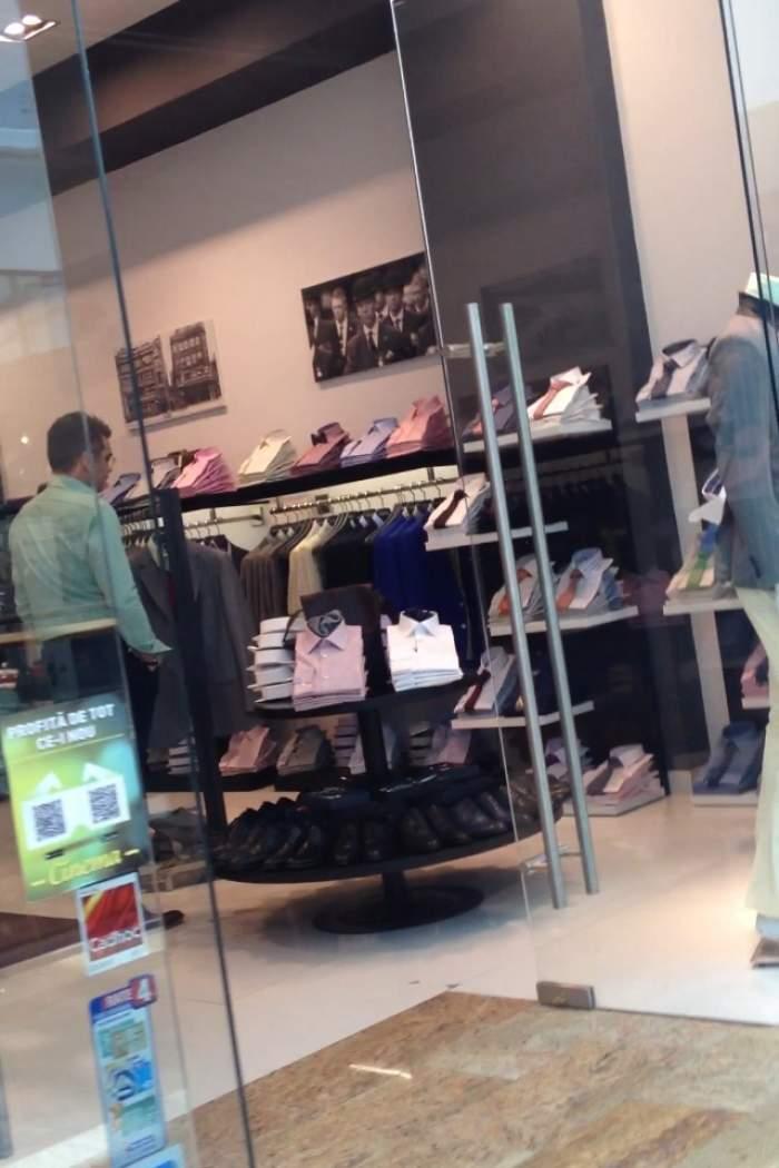 Marcel Toader a dat iama în magazinele de fiţe! Şi-a luat haine de mii de euro!