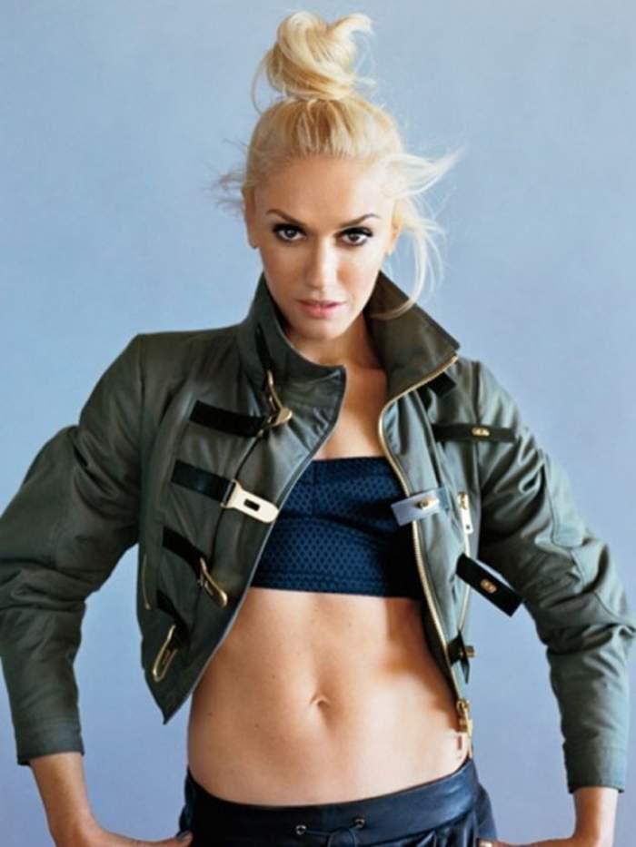 Are abdomenul perfect, desi este mamica! Vedeta de la noi care o face invidioasa chiar si pe Gwen Stefani!